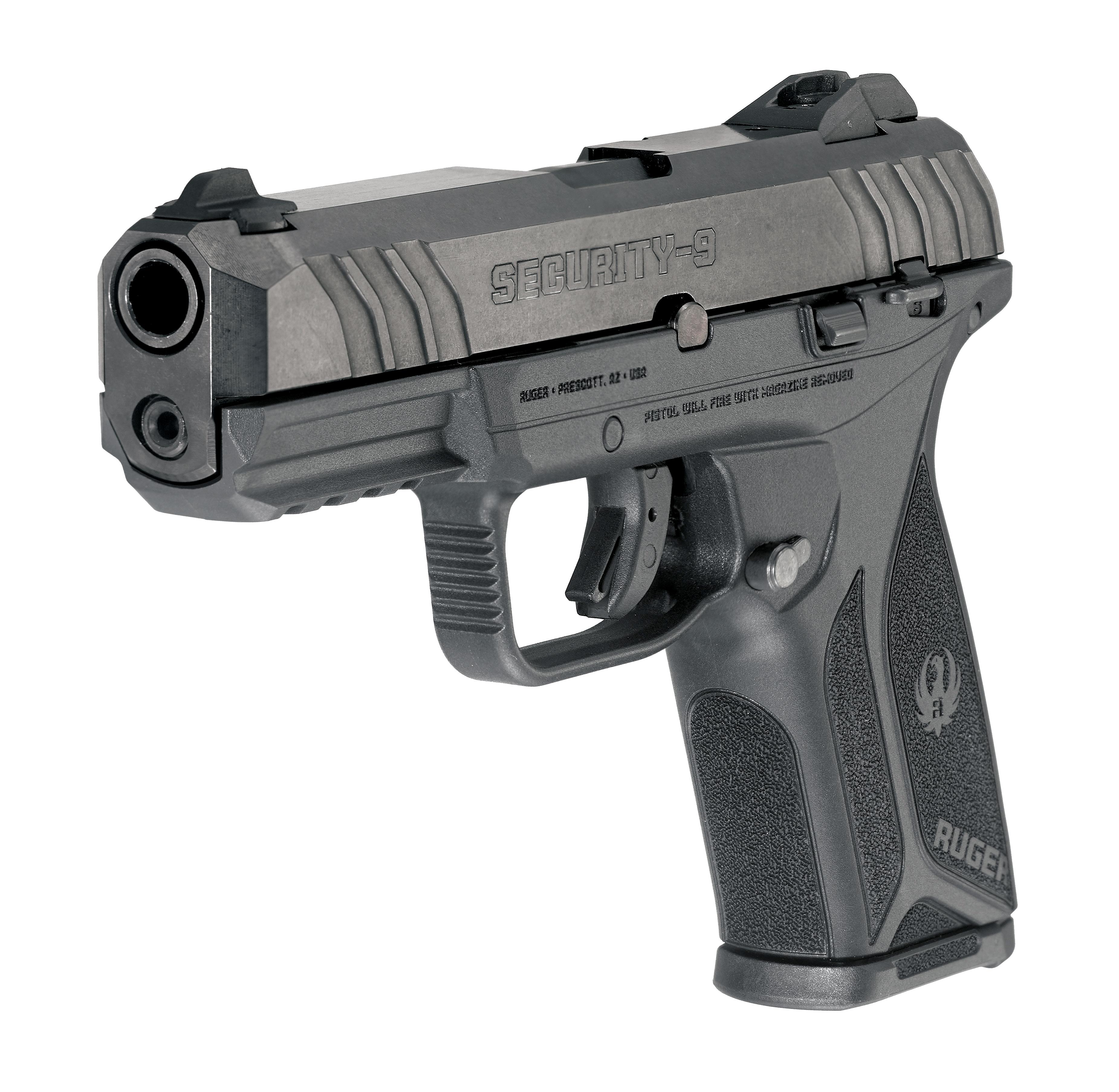Ruger Security-9 9mm Pistol – Guninpho com