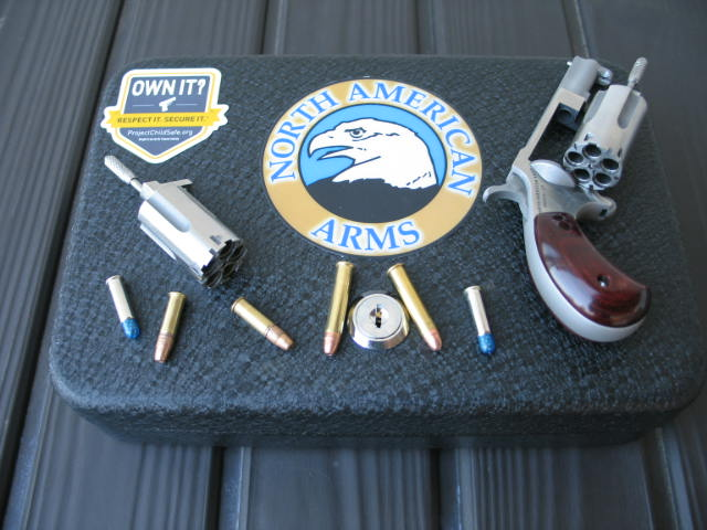 North American Arms Sidewinder  22 – Guninpho com